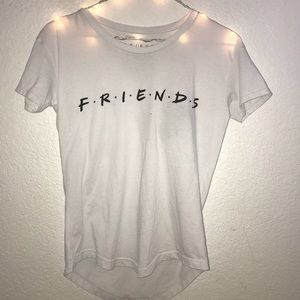 """Urban outfitters """"friends"""" tee"""